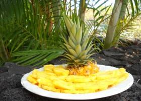 Вырастить ананас из верхушки