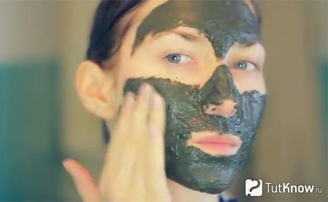 рецепт от чёрных точек на лице