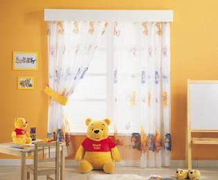 Как выбрать тюль для детской комнаты