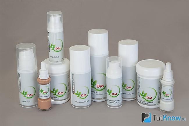Фирмы косметики для проблемной кожи