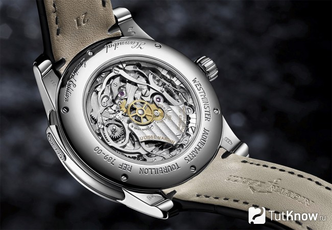 Часы Ulysse Nardin Hannibal Minute Repeater