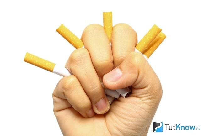 влияние сигареты на потенцию