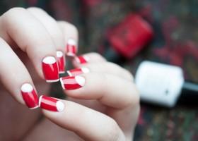 Фольга для ногтей как использовать без клея