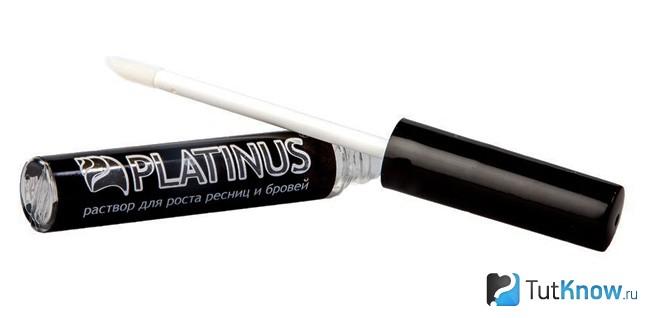 Platinus Lashes для роста ресниц