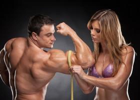 Упражнения на объем бицепса