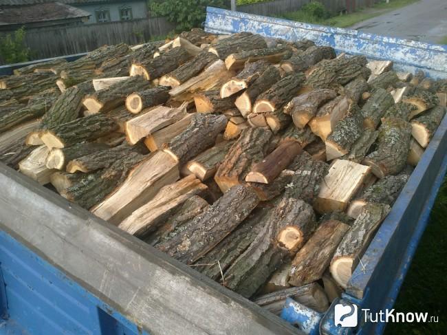 Какие дрова лучше для бани