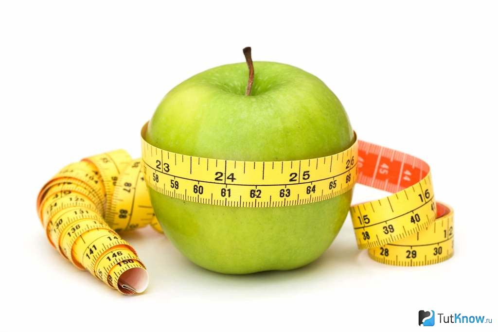 правильная диета для похудения для подростков