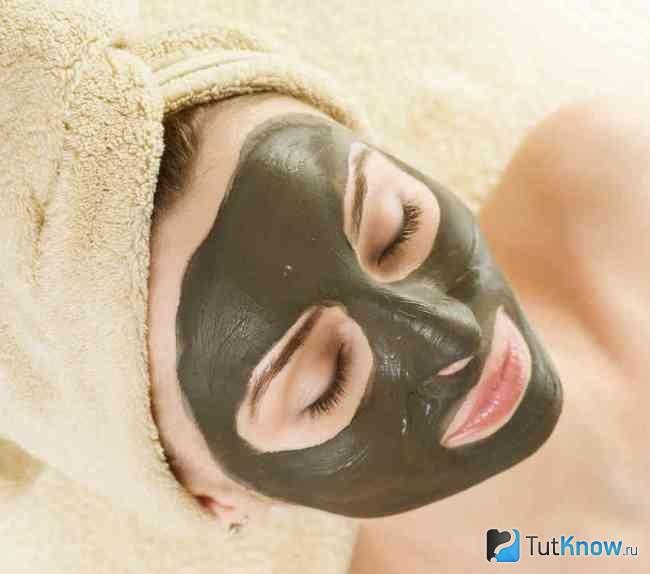 маски для лица из хны бесцветной