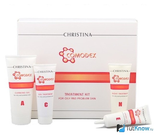 Christina Comodex A.C.N.E