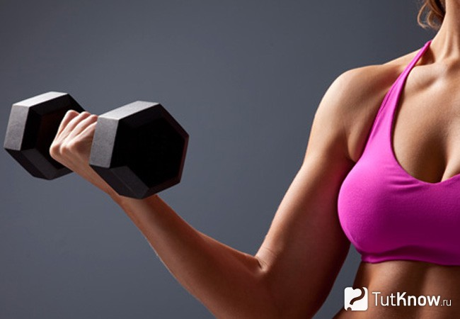 нарастить мышцы сжечь жир
