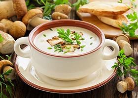 Как правильно приготовить грибной суп