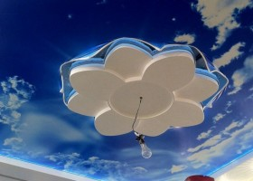 Как сделать короб из гипсокартона на потолке