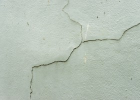 Виды трещин в кирпичной кладке