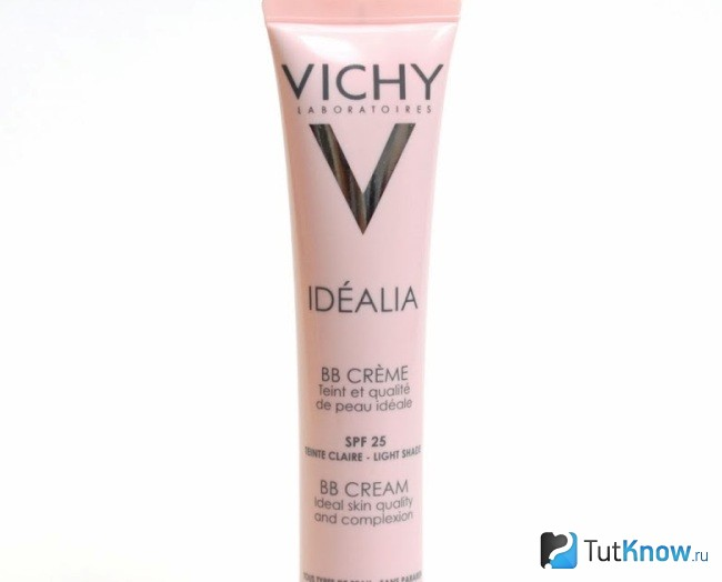 ВВ cream IDEALIA от Vichy