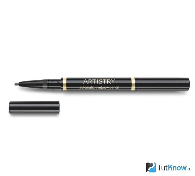 Светлый карандаш для бровей