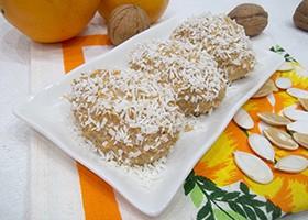 Как сделать пирожное картошка из сухарей