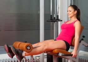 Тренировка на ноги для девушек