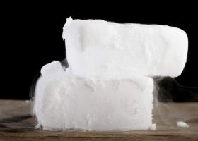 Как сделать сухой лед 672