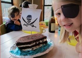 Торт в пиратском стиле своими руками фото 341