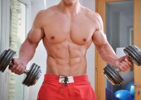 Программа тренировки грудных мышц на массу