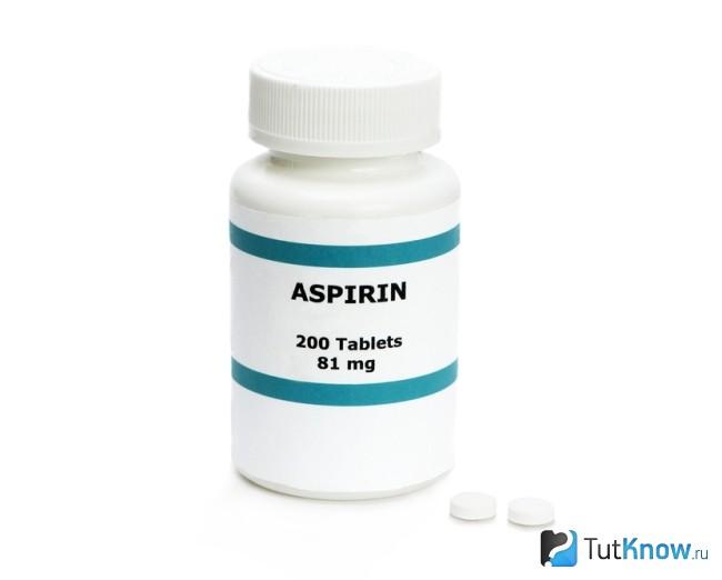 Аспирин для пилинга лица