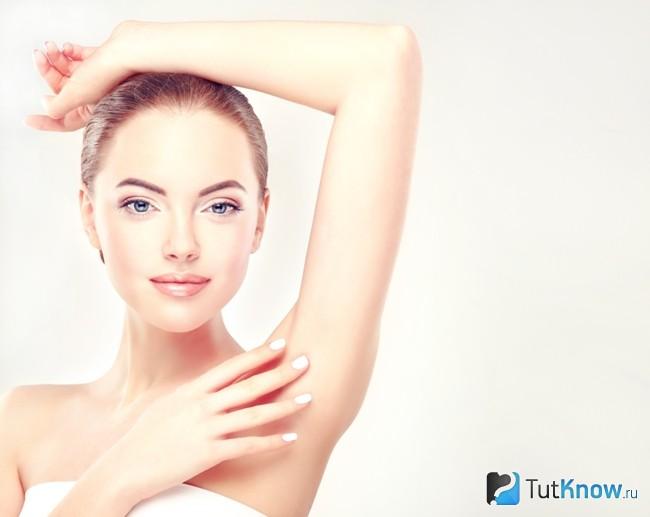 Как сделать в домашних условиях дезодорант от пота