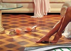 Выравнивание полов самовыравнивающейся смесью