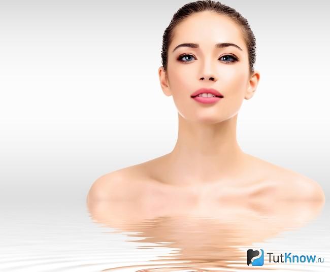 Крем для нежной кожи лица