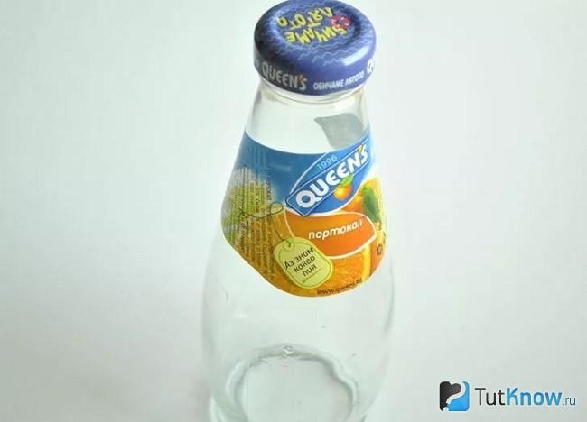 Как сделать термос из бутылки пластиковой