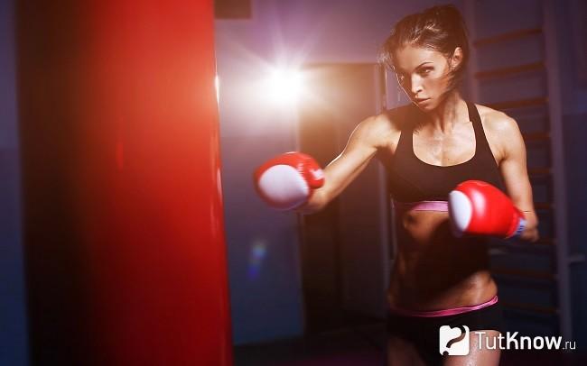 похудеть поможет бокс