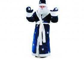 Орнамент костюма деда мороза своими руками фото 6