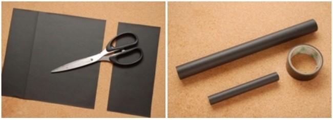 Материалы для бумажного меча богатыря