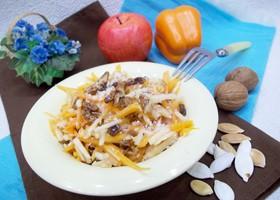 Постные блюда из тыквы с пошаговое приготовление