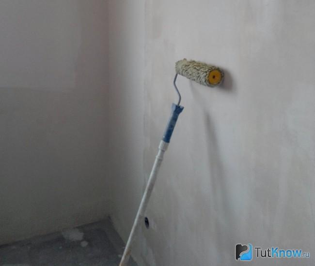 Штукатурка стен своими руками. Выравнивание стен 220