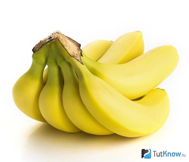 Бананы для приготовления маски