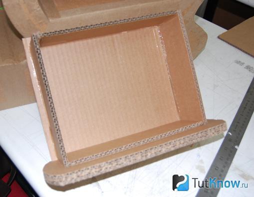 Выдвижной ящик полочки-улитки