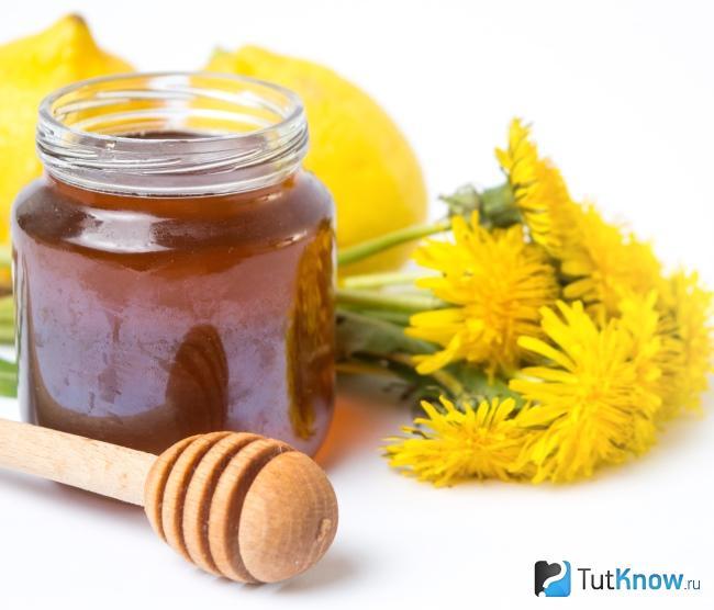 как приготовить мёд из одуванчиков без лимона видео