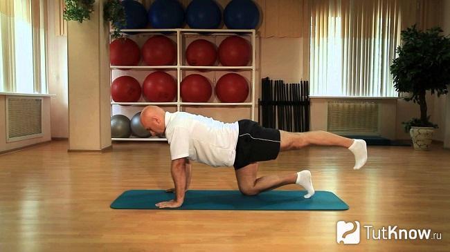 10 основных упражнений бубновского в домашних условиях