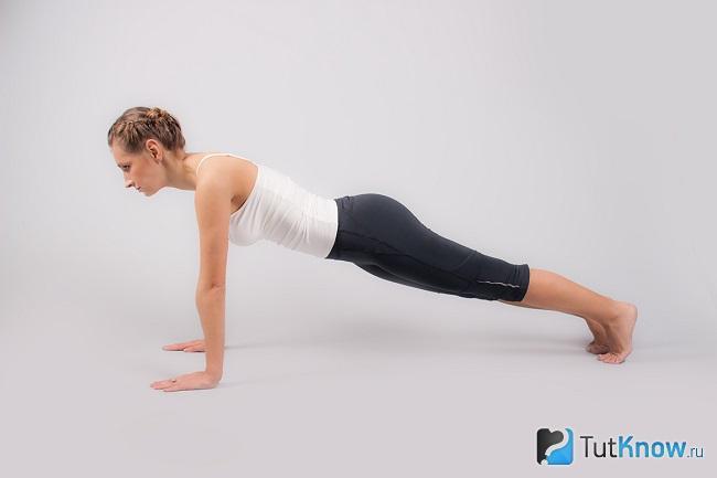 Планка упражнение польза и вред