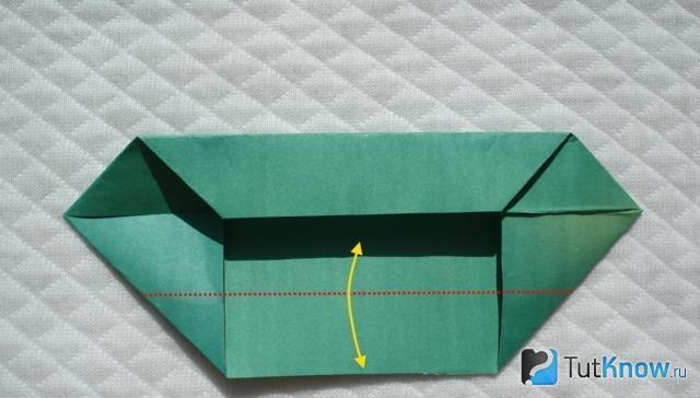Оформление бумажной заготовки