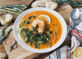Рыбная солянка: тонкости и секреты