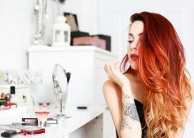 Какой макияж подходит рыжим