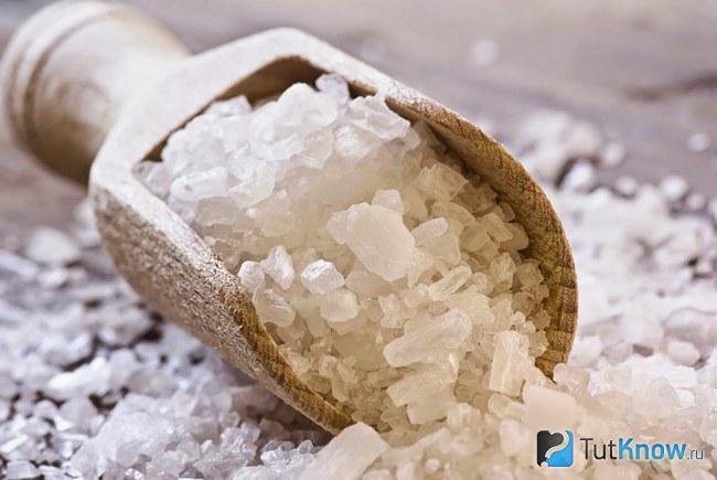 соль для кожи головы
