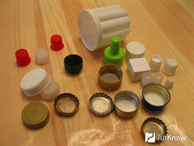 Материалы для создания игрушечной посуды
