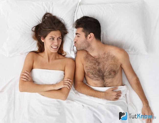 Любовь без слов. / Отношения и психология / Man and woman