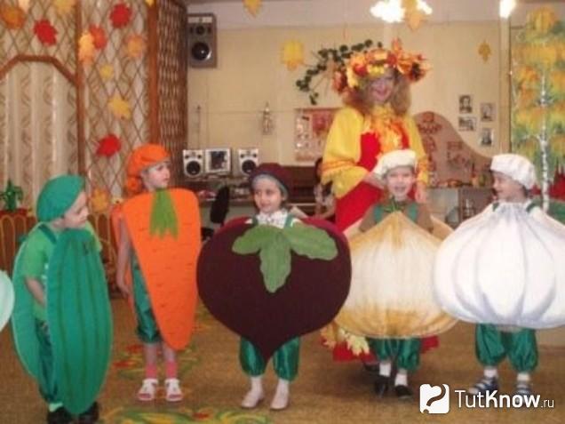 Сценарий ко дню урожая для взрослых