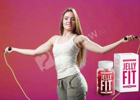 Мармеладные мишки JellyFit для похудения