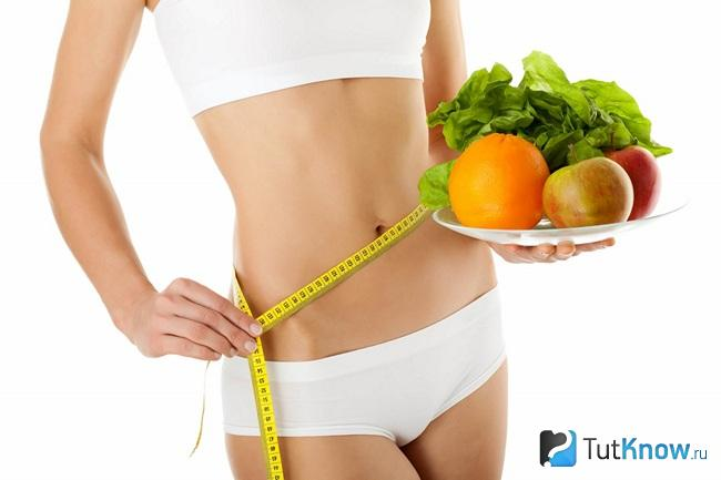 Как убрать живот быстро диеты на