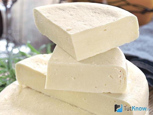 Классический рецепт приготовления сулугуни в домашних условиях