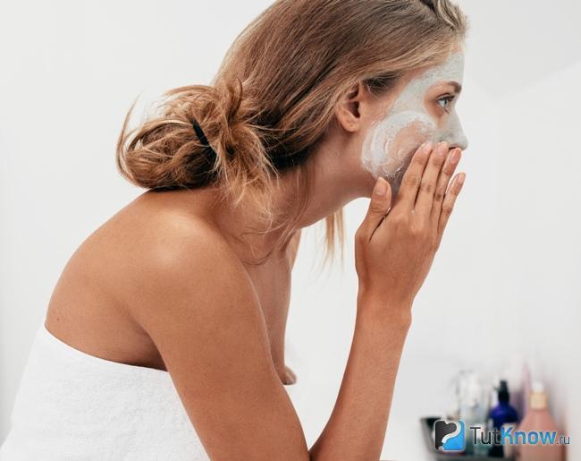 Маски на основе овсяной муки для увлажнения кожи